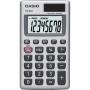 Карманный калькулятор 8р. Casio HS-8VA